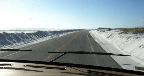 Sand, Not Snow