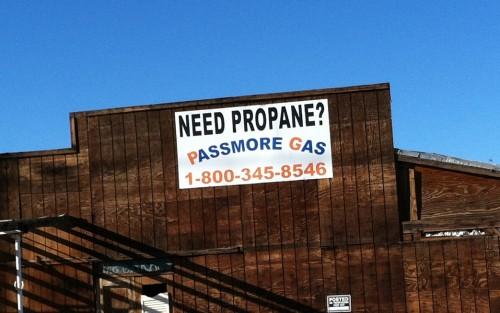 Passmore Gas