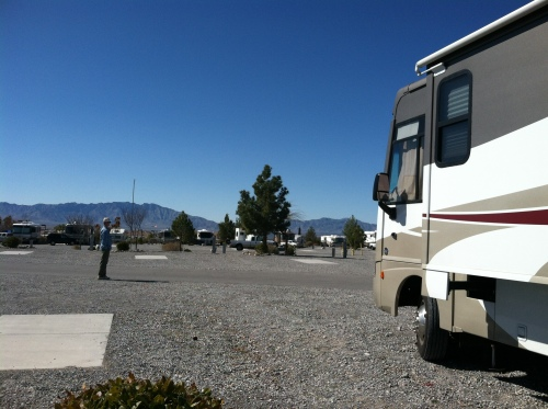 Wine Ridge RV Resort, #908