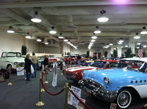 Riverside Casino Classic Car Collection