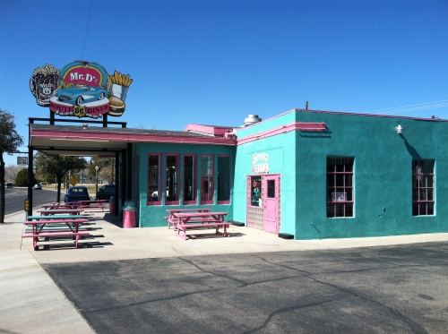 Mr. D's Restaurant, Kingman