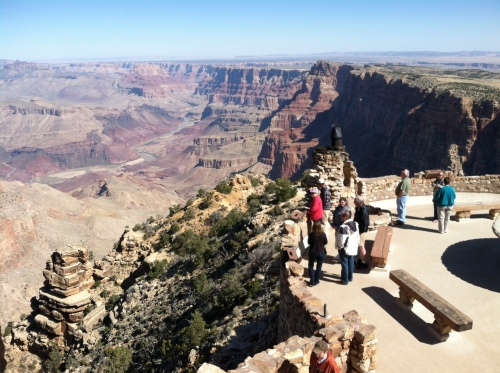 Desert View Overlook