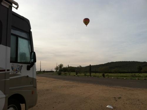 Good Morning Balloon