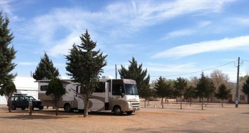 Cactus RV Park, Tucumcari, New Mexico
