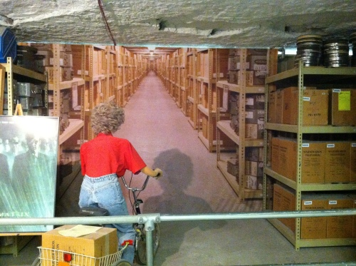 Underground Vaults & Storage