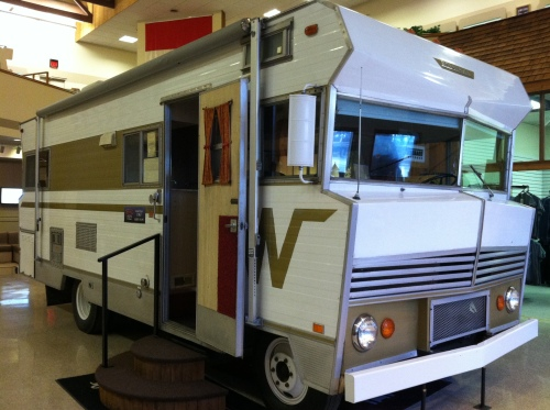 One of the Original Winnegabo Motor Homes