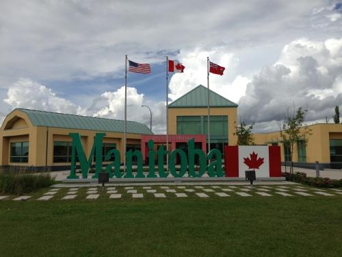 Manitoba Welcome Center