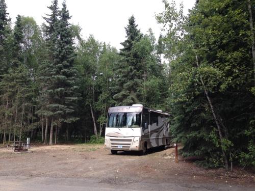 Centennial Campground, #13