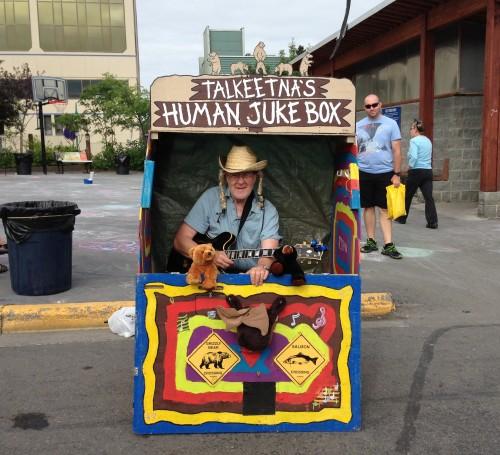 Human Juke Box