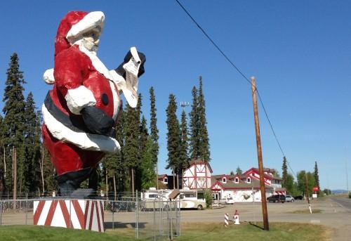 Santa Claus House, North Pole, AK