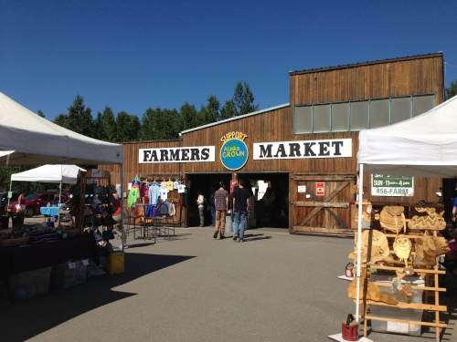 Farmers Market at Fairbanks