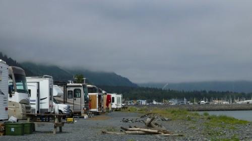 Waterfront Park Municipal Campground, Seward, AK, #M24
