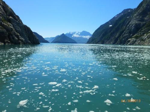 Glacier Ice Pieces