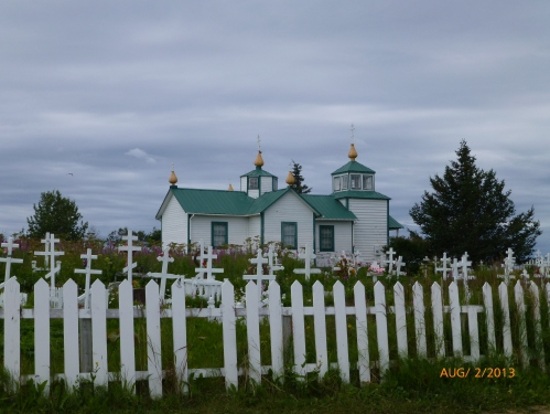 Holy Transfiguration of Our Lord Russian Orthodox Church, built 1901