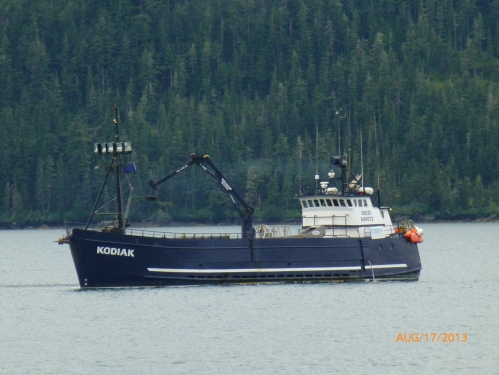 Deadliest Catch, Kodiak