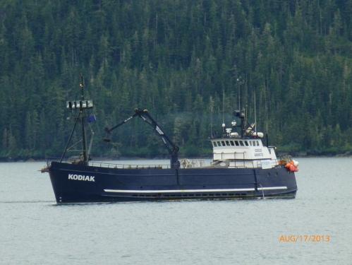 Deadliest Catch, Kodiak
