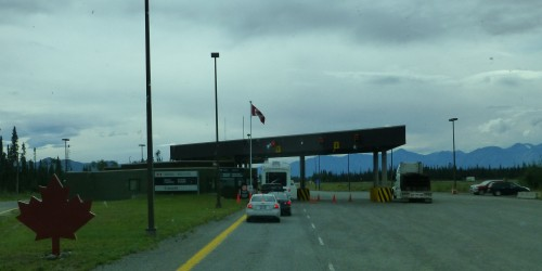 Canada Border Crossing