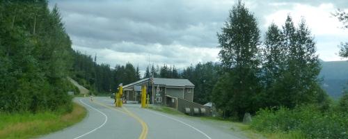 U.S. Border Crossing, Alaska
