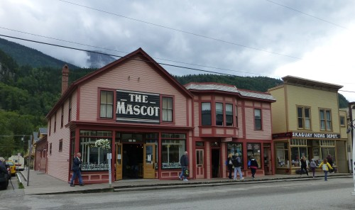 The Mascot Saloon