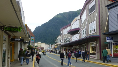 Historic Downtown Juneau