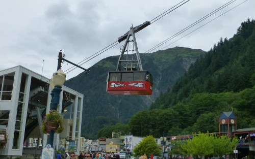 Mount Roberts Tramway, Juneau, AK