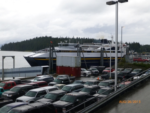The Fairweather Ferry