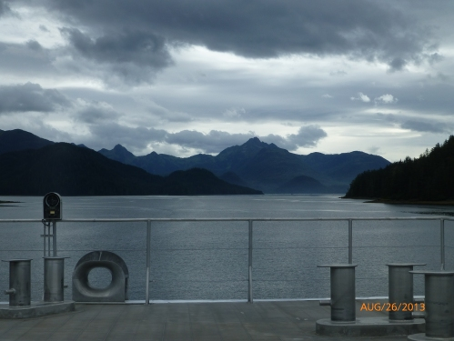 Almost to Sitka