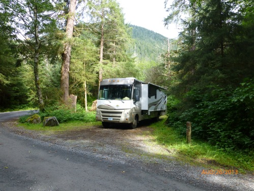 Starrigavan US Forest Service Campground