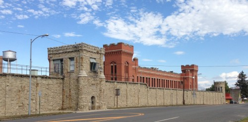 Old Montana Prison 1871-1979, Deer Lodge, Montana