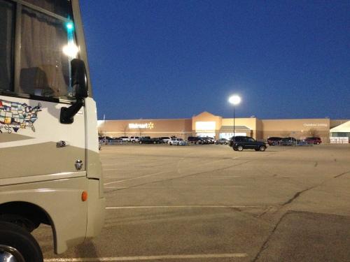 Walmart Overnight