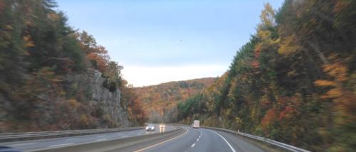 I-90 in Massachusetts