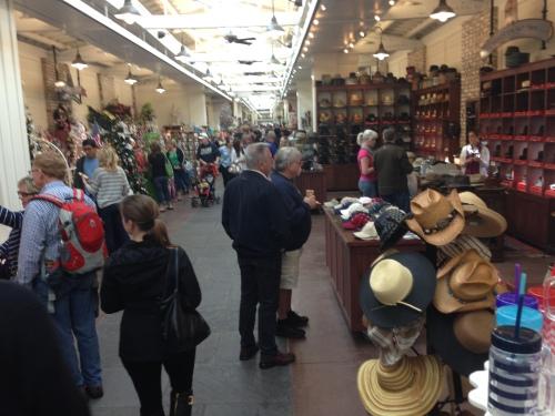 Inside Old City Market