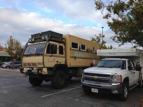 Foreign RV