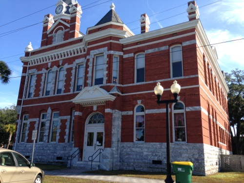 Old City Hall, Historic Downtown Brunswick, Built in 1889