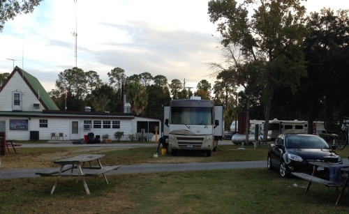 Golden Isles RV Park, Brunswick, GA