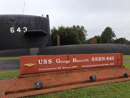USS George Bancroft