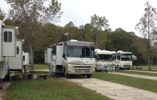 St Johns RV Park, #A4