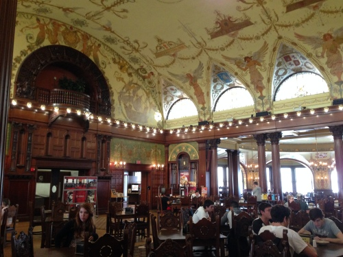 The Lunch Room at Flagler College