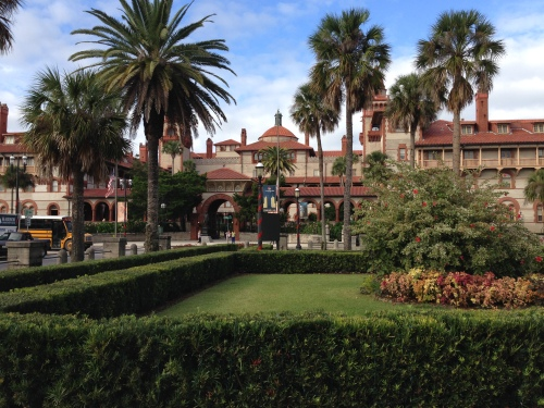 Flagler College, formerly the Ponce de Leon Hotel