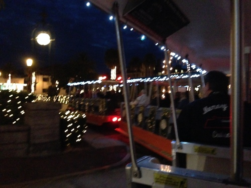 Holly Jolly Trolley Tour of Lights