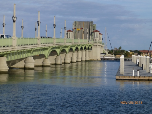 Bridge of Lions, St. Augustine, FL