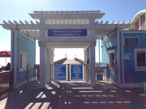The Pier Entnrance