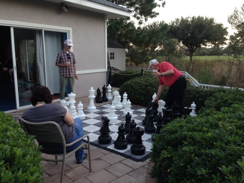 A Friendly Game of Chess