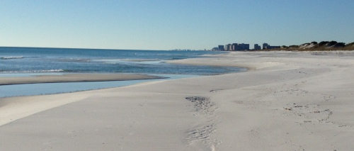 Santa Rosa Beach, Gulf of Mexico