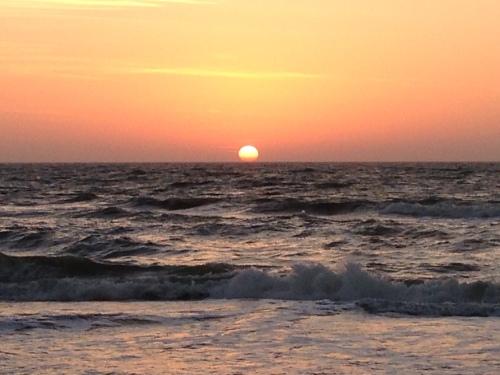 Sunrise of Gulf of Mexico