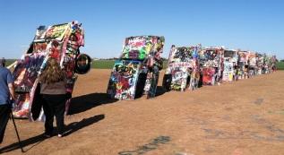 Cadillac Ranch, Amarillo, TX