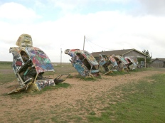 VW Slug Bug Ranch, Conway, TX
