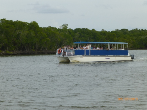 Everglades National Park Boat Tour