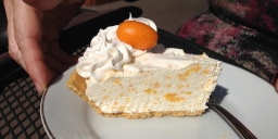 Kumquat Pie