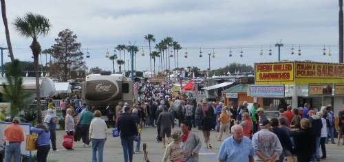 Tampa RV Show 2014